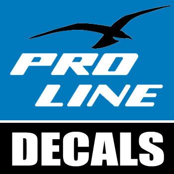 "PRO LINE PROLINE BOATS LOGO 24/"" STICKER DECAL"