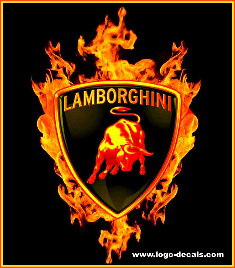 Group Of Photos Lamborghini Logo