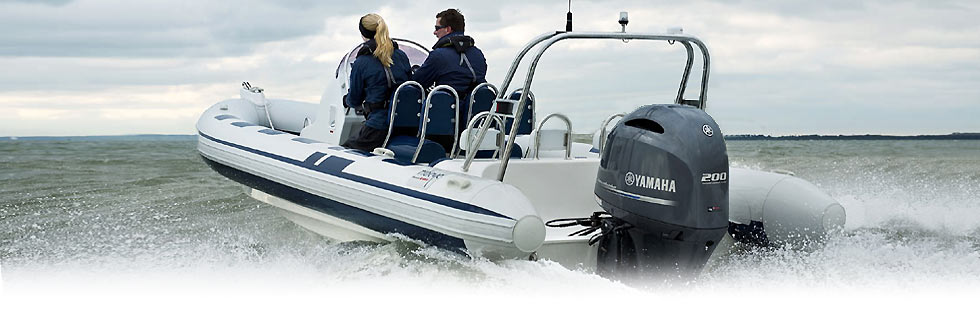Yamaha Outboard Decals - Yamaha Outboard Paint